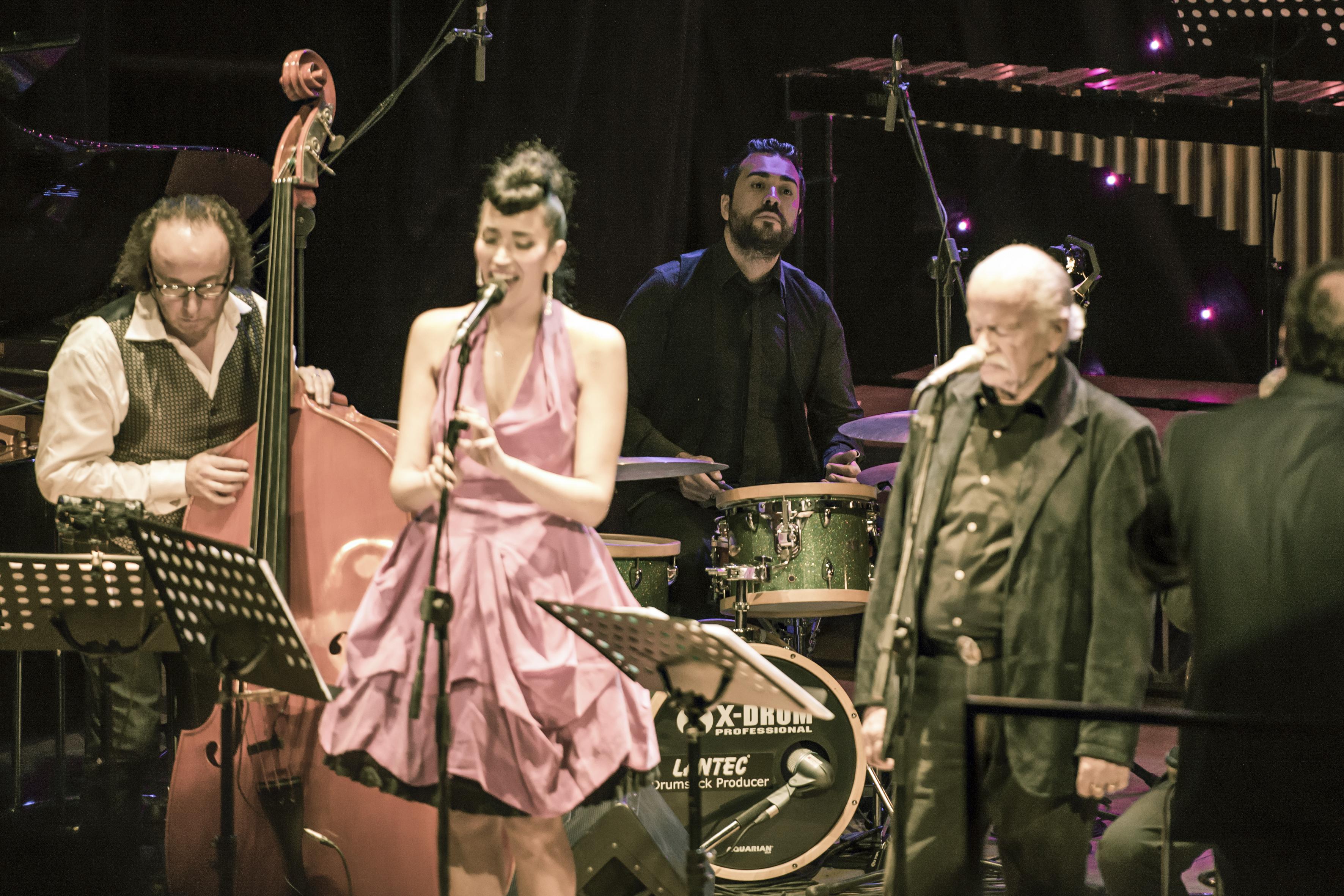 Gino Paoli & Nina Zilli – Duets – Live Concert