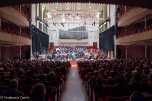 Stefano Fonzi Auditorium Rai di Torino con Orchestra Sinfonica Nazionale della Rai