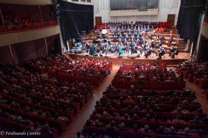 Stefano Fonzi Sara D' Amario Orchestra Sinfonica Nazionale della Rai Torino