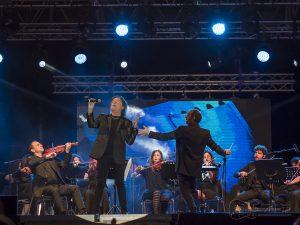 Red Canzian dei Pooh in Concerto con Stefano Fonzi