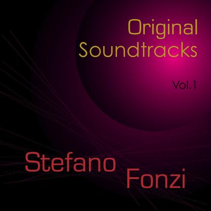 copertina del cd original soundtrack volume 1 stefano fonzi