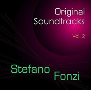 copertina del cd original soundtrack volume 2 stefano fonzi
