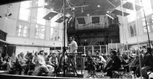 Stefano Fonzi con la London Symphony Orchestra