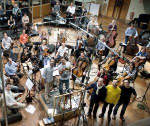 Stefano Fonzi dirige la London Symphony Orchestra