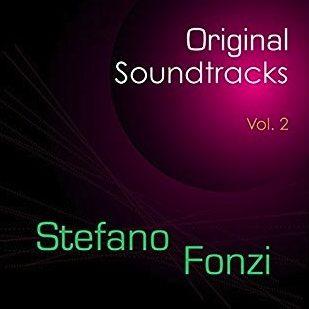 copertina del cd original soundtrack volume 2 stefano fonzi